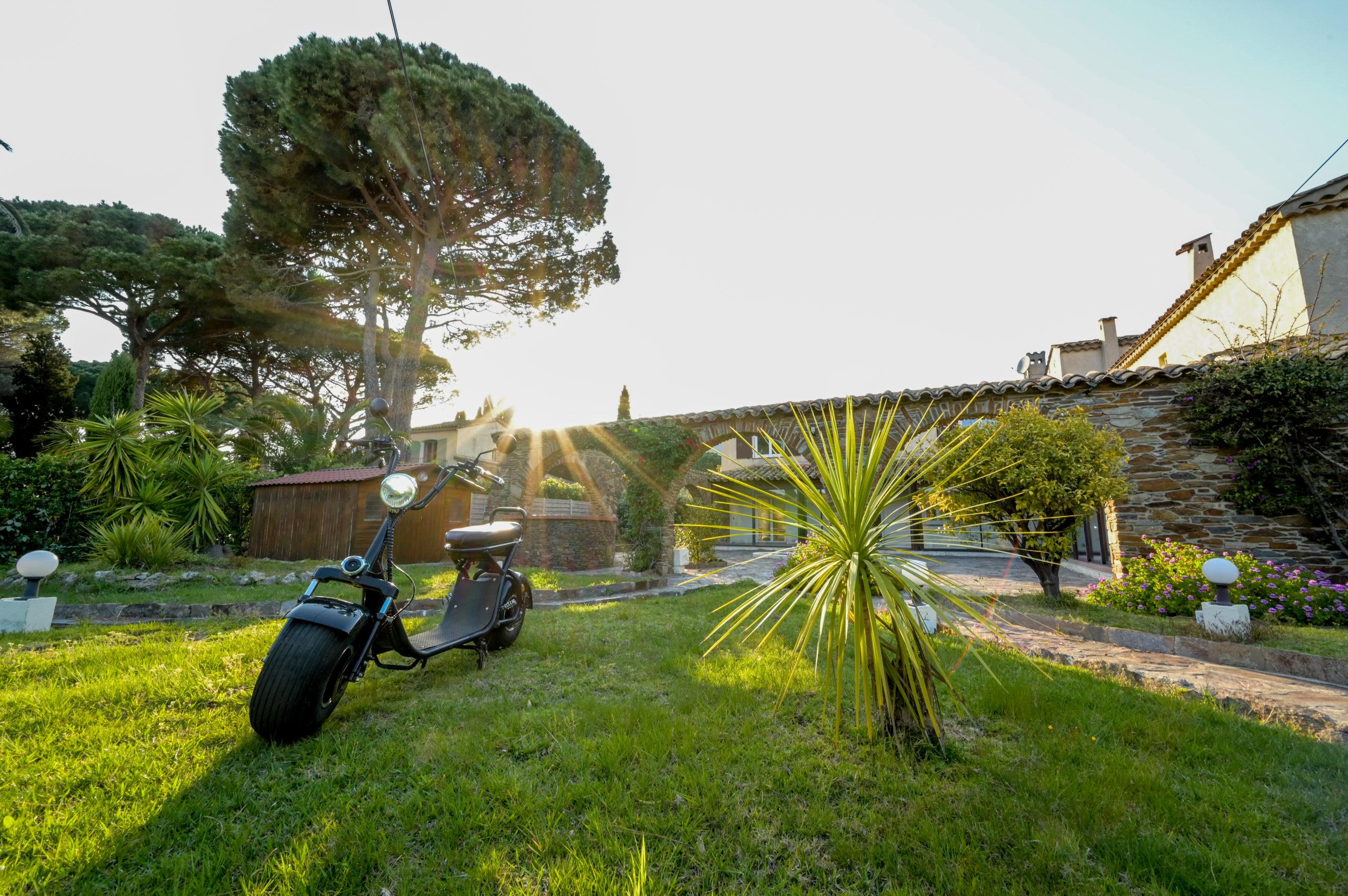 bike - extérieur - l'hacienda